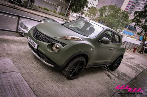 green nissan juke nissan juke joins the army in china photo gallery