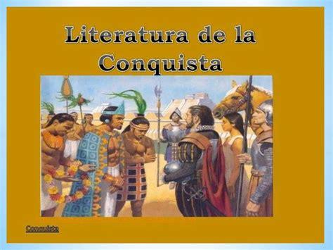 libro la conquista de la calam 233 o literatura de la conquista