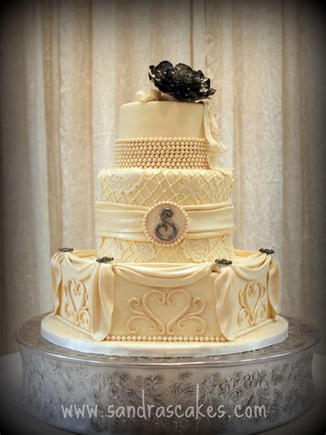 Wedding Cakes Vintage by Stunning Vintage Wedding Cake