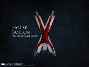 house bolton sigil house bolton game of thrones wallpaper