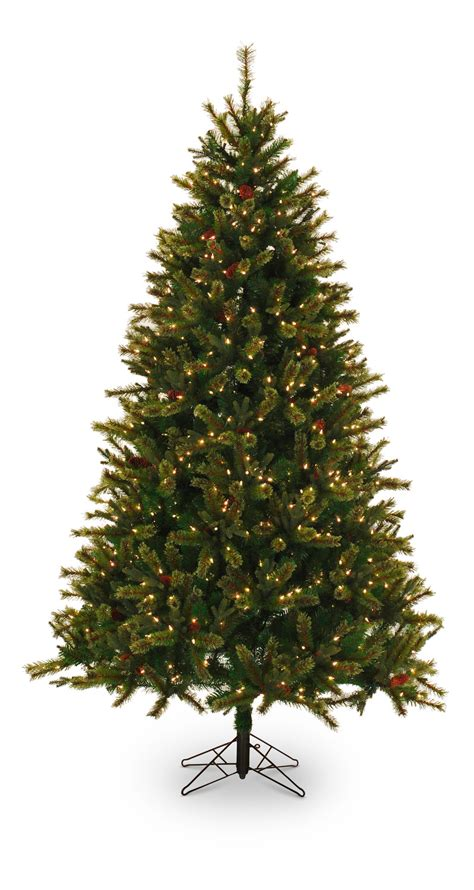 artificial christmas trees rochester ny itasca pine 7 5 pre lit artificial tree hom furniture