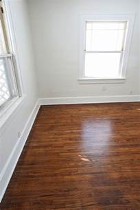 refinishing wood floors a beautiful mess