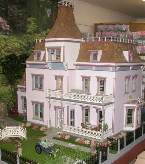 miniture doll house miniature dollhouse kits pdf woodworking