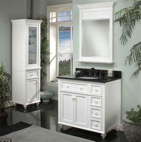 cottage style bathroom cabinets a selection of white bathroom vanities by sagehill designs