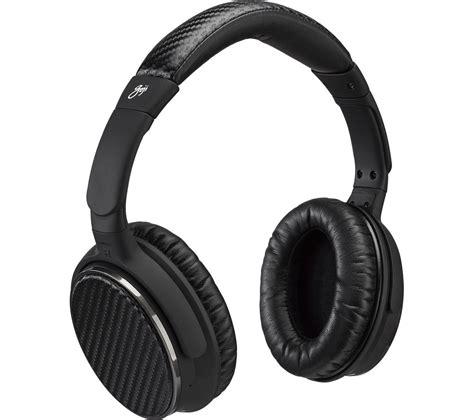 Headphone Wireless buy goji collection anc bt wireless bluetooth noise cancelling headphones black free