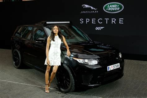 land rover spectre james bond 007 spectre stars and cars