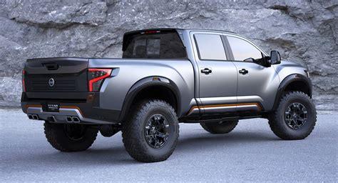 nissan truck 2016 2016 nissan titan warrior concept picture 661578 truck