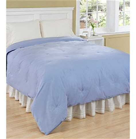 living quarters down alternative comforter nip livingquarters eclipse down alternative comforter