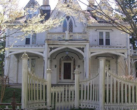 gothic revival home save this gothic revival more friday links hooked on