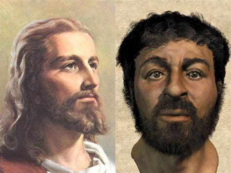 what color is jesus what did jesus actually look like