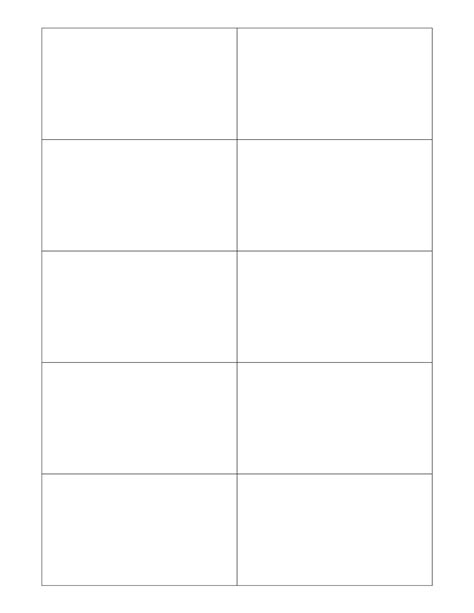 blank card templates free card template category page 1 sawyoo