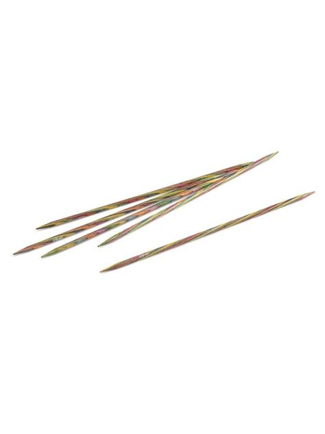 knit pro knit pro pointed needles in wood