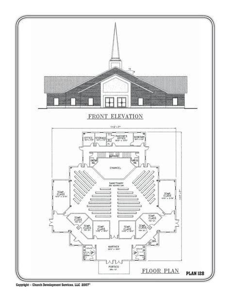 church designs and floor plans church floor plans free designs free floor plans