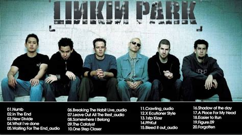 linkin park best song best of linkin park linkin park greatest hits cover