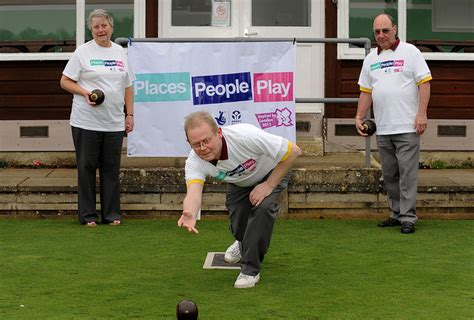 sport england  oakley bowling club oakley