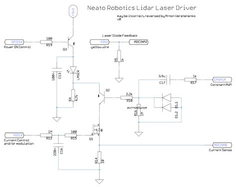 laser diode driver ttl schematic laser diode driver schematic laser free engine image for user manual