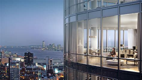 Interior Designs For Apartments 15 hudson yards chelsea manhattan scout