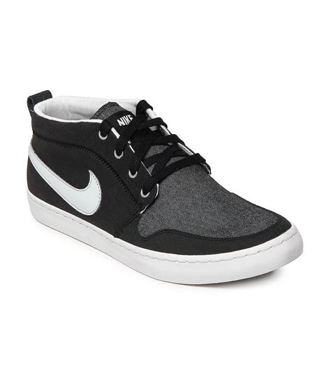 nike black canvas casual shoes for price in india buy