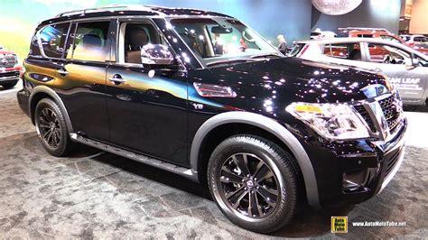 2017 nissan armada platinum interior 2017 nissan armada platinum exterior and interior