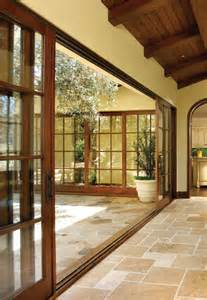 Wood Sliding Patio Door by Wood Sliding Glass Doors