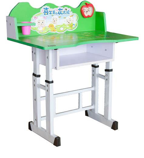 kid study table buy study table chair in green colour by parin