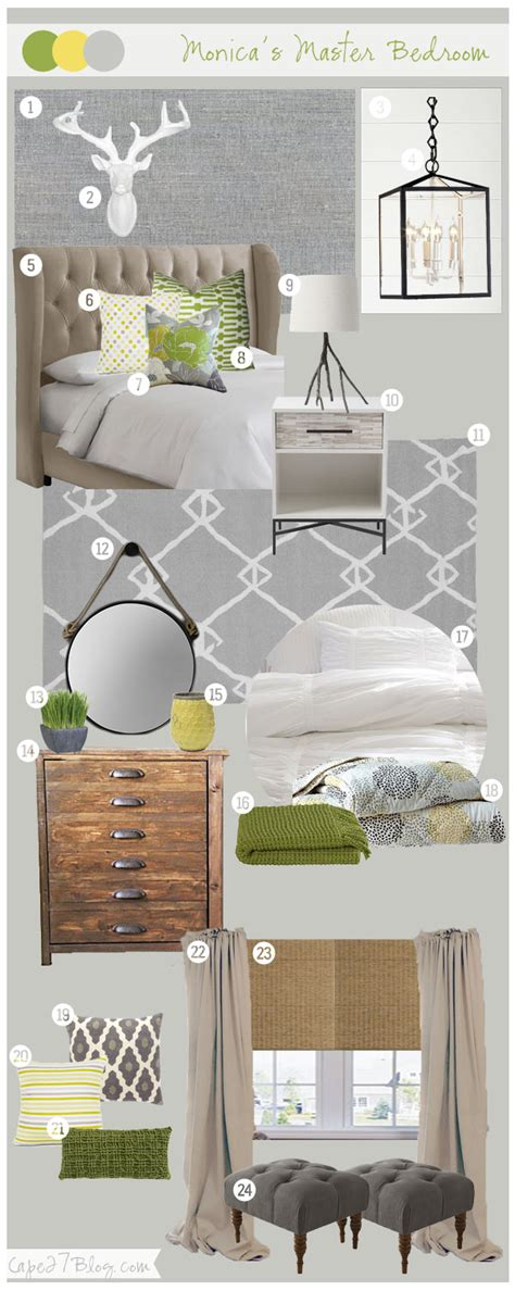 Gray Bedroom Mood Mood Board S Master Bedroom