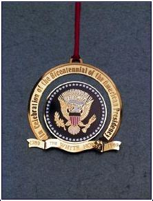 1980 white house christmas ornament 1000 images about ornaments white house on white house