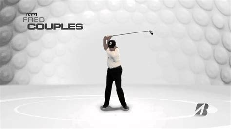 freddie couples golf swing slow motion fred couples golf swing youtube