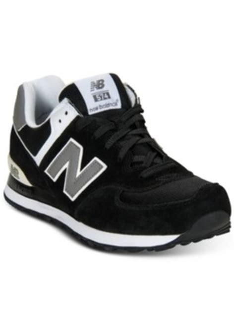 finish line shoes new balance new balance s shoes 574 suede sneakers