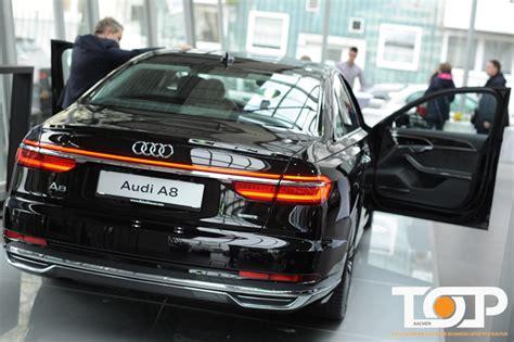 Fleischhauer Audi by Audi Fleischhauer Setzt Mit Dem A8 Neue Akzente Top Aachen