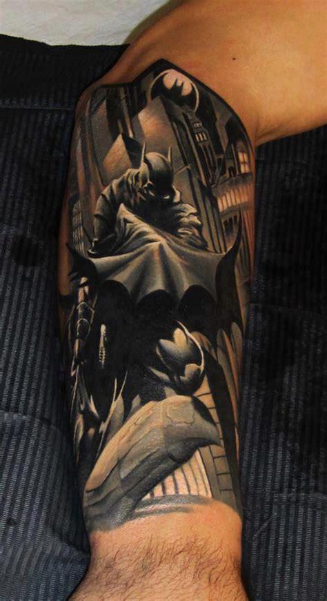 batman para tattoo tattoo batman
