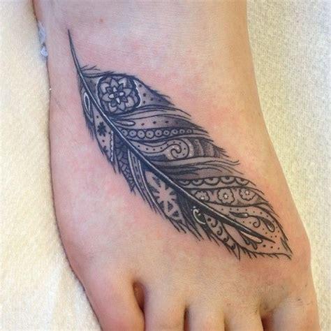 25 beste idee 235 n over veer tattoo voet op pinterest