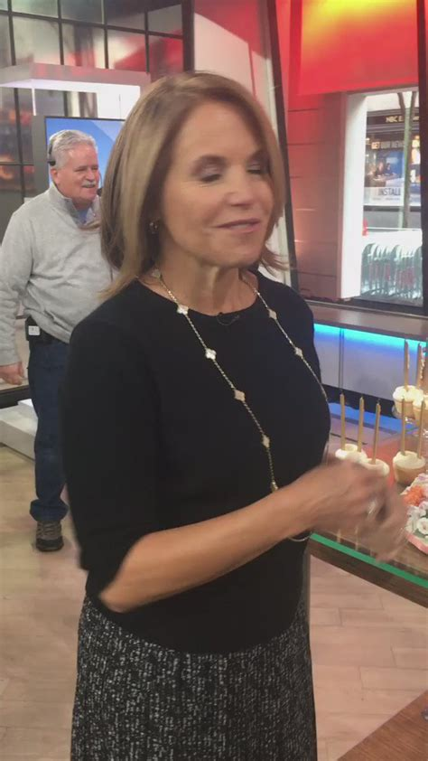 katie couric itunes katie couric on twitter quot how pretty is this cake thank