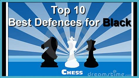 top 10 best chess openings for black chess statistics for beginners youtube