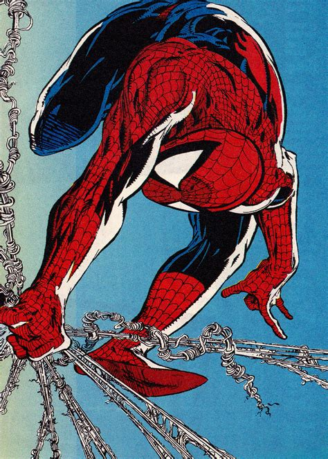 spider man by todd mcfarlane 1302900730 spider man by todd mcfarlane spider man todd mcfarlane spider man and spider
