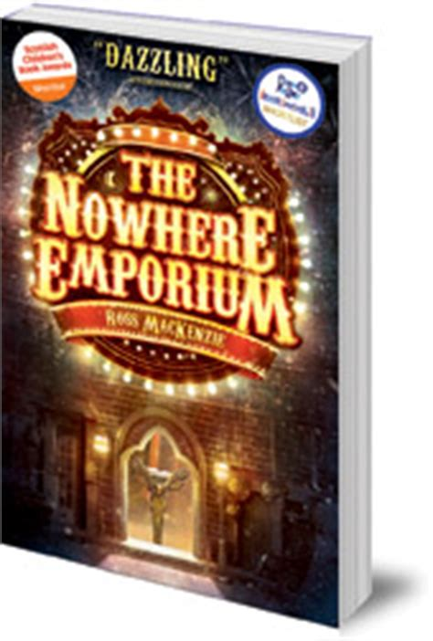 libro the nowhere emporium kelpies ross mackenzie nowhere emporium floris books