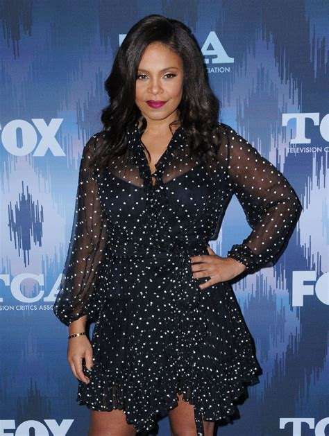 sanaa lathan sanaa lathan at fox all at 2017 winter tca tour