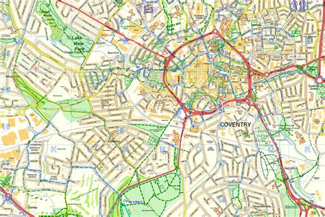map uk coventry all maps coventry walks