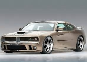Dodge Charger Mopar Charger R T Rendering Dons A Classic Look