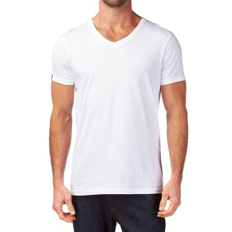 Tshirt S O S surfdome reef t shirt white free uk delivery on all