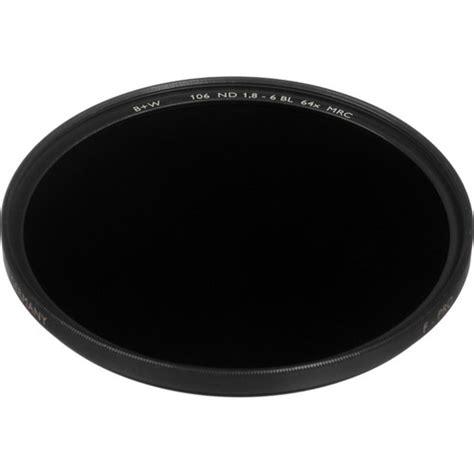 B W 60mm Mrc 106m Solid Neutral Density 1 8 Filter Lensa 6 Stop b w 72mm mrc 106m solid neutral density 1 8 filter 66 1066167