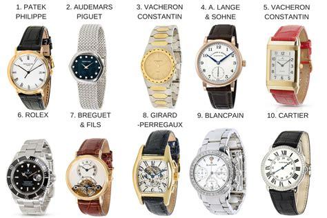 best watches brands 2017 s top luxury brands
