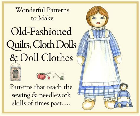 doll emporium pattern company the ragtime doll company a pattern company