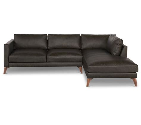 burbank sofa elite leather company burbank sectional