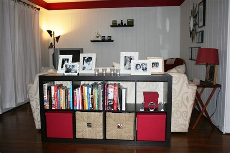 expedit sofa table versatile storage starts with ikea expedit modern life