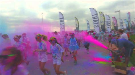 color 5k color vibe 5k run