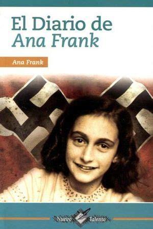 libro anna frank el diari diario de ana frank el col nuevo talento 2 presentaciones frank ana 9789706271808