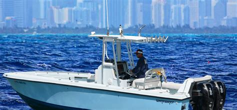 28 white water open fisherman offshore fishing miami - Whitewater Offshore Boats