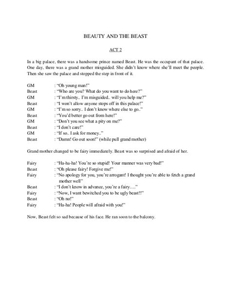 Our House Musical Script 28 Images Pdf Beyond The Answer Sheet 28 Pages Beyond