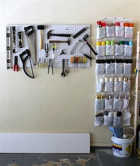 Garage Organization Ideas For Shoes 1000 Images About Garage On Sports Equipment